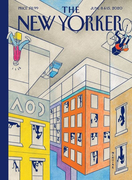 The New Yorker Cover - 6/8/2020