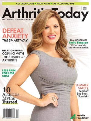 Arthritis Today Magazine | 6/1/2020 Cover