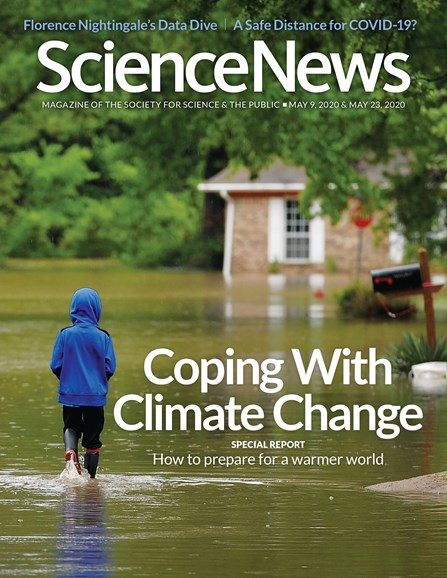 Science News Cover - 5/9/2020