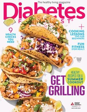 Diabetes Forecast Magazine | 5/2020 Cover