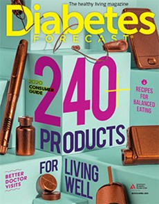 Diabetes Forecast | 3/2020 Cover