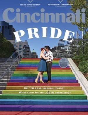 Cincinnati Magazine | 6/2020 Cover