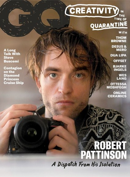 Gentlemen's Quarterly - GQ Cover - 6/1/2020