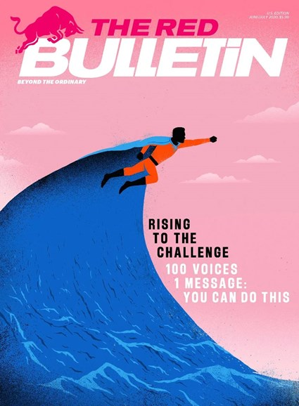 The Red Bulletin Cover - 6/1/2020