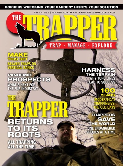 Trapper & Predator Caller Cover - 6/1/2020