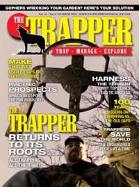 Trapper and Predator Caller Magazine | 6/2020 Cover
