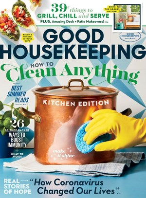 Good Housekeeping Magazine | 6/2020 Cover