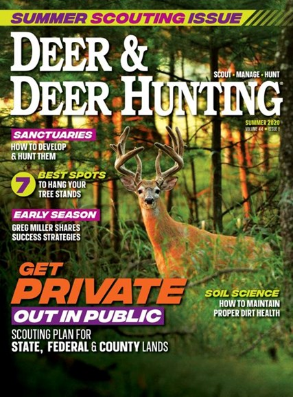Deer & Deer Hunting Cover - 5/1/2020