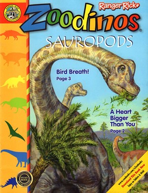 Zoodinos | 5/2020 Cover