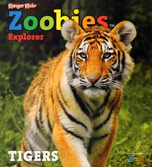 Zoobies Magazine | 4/2020 Cover