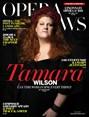 Opera News Magazine   6/2020 Cover