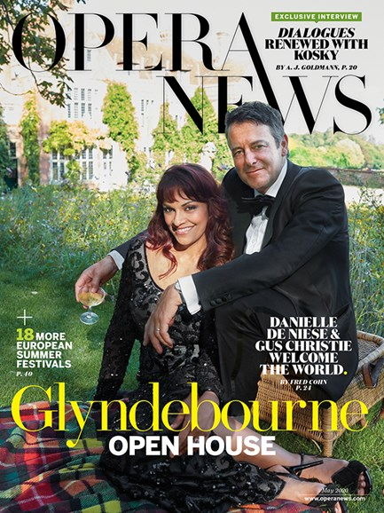Opera News Cover - 5/1/2020