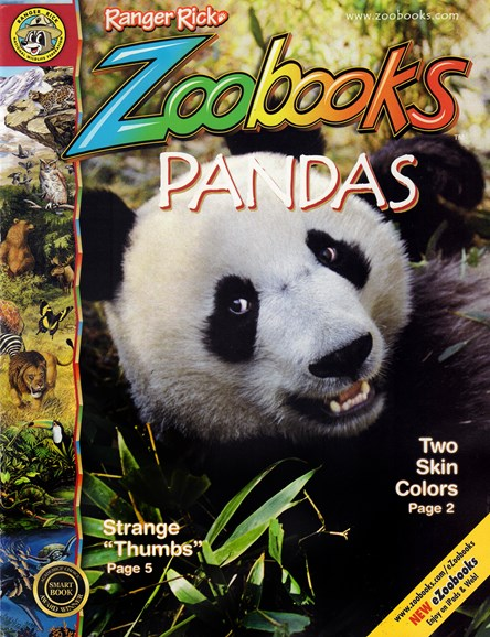 Zoobooks Cover - 3/1/2020