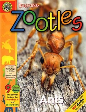 Zootles Magazine | 3/2020 Cover