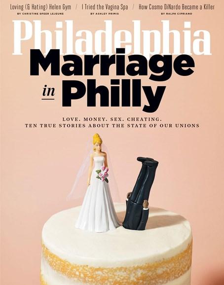 Philadelphia Magazine Cover - 4/1/2020