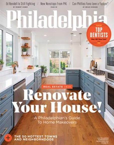 Philadelphia Magazine Cover - 3/1/2020