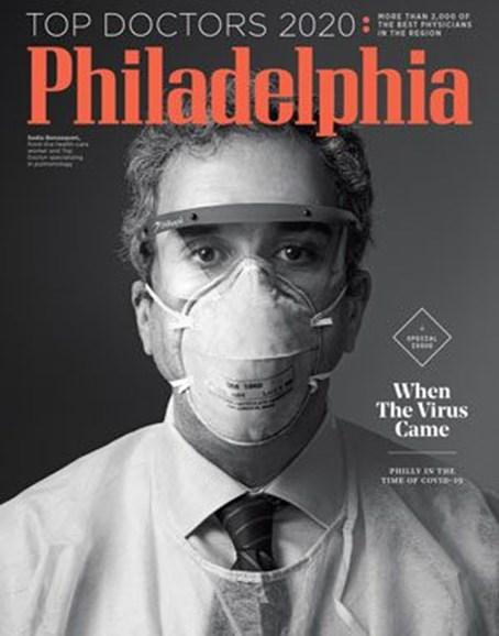 Philadelphia Magazine Cover - 5/1/2020