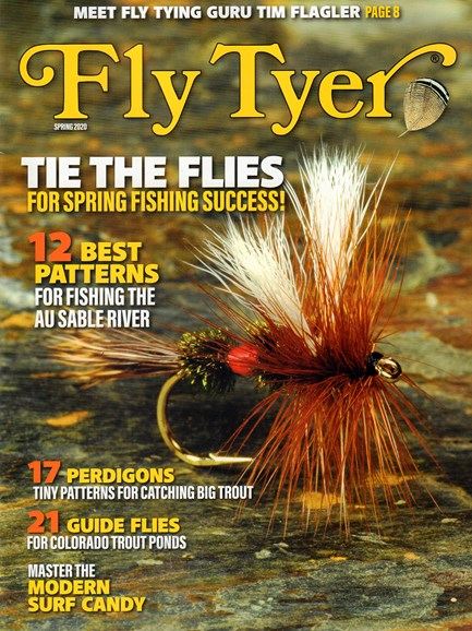 Fly Tyer Cover - 3/1/2020