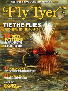 Fly Tyer | 3/2020 Cover