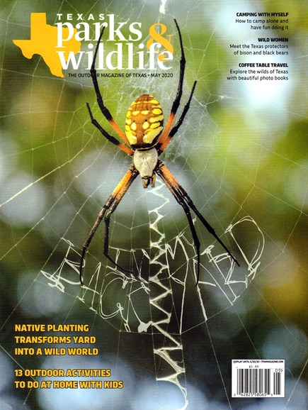 Texas Parks & Wildlife Cover - 5/1/2020