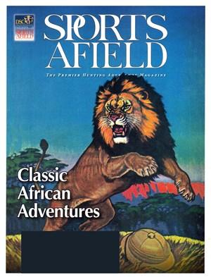 Sports Afield Magazine | 3/2020 Cover