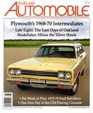 Collectible Automobile Magazine 6/1/2020