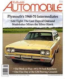 Collectible Automobile | 6/2020 Cover