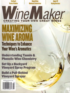 Winemaker | 4/2020 Cover
