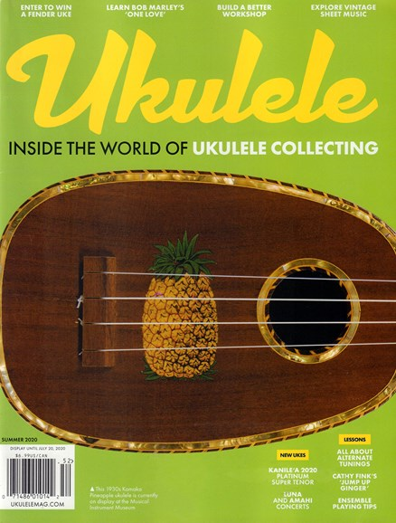 Ukulele Cover - 6/1/2020