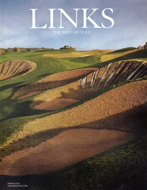 Links Golf Magazine | 3/2020 Cover