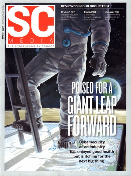 SC Magazine - U.S. edition Cover - 3/1/2020
