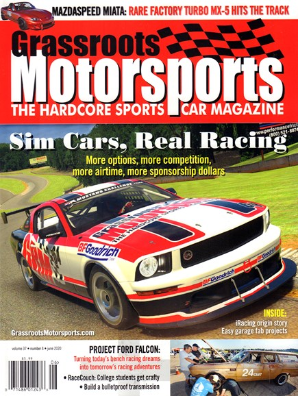 Grassroots Motorsports Cover - 6/1/2020