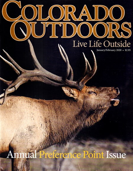 Colorado Outdoors Cover - 1/1/2020