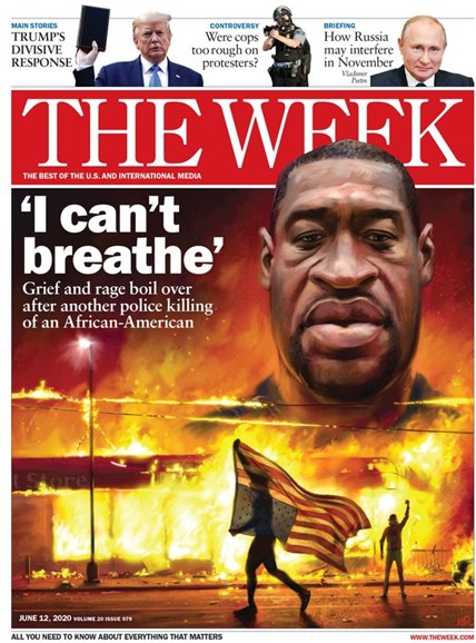 The Week Cover - 6/12/2020