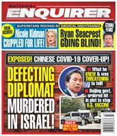National Enquirer | 6/2020 Cover