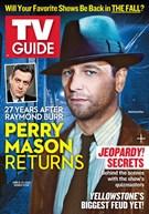 TV Guide Magazine 6/8/2020