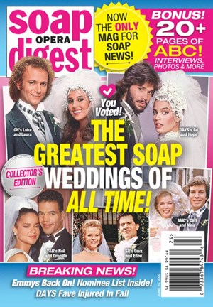 Soap Opera Digest Magazine | 6/15/2020 Cover