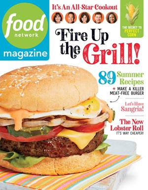 Food Network Magazine | 6/2020 Cover
