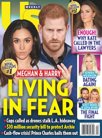 Us Weekly Cover - 6/15/2020