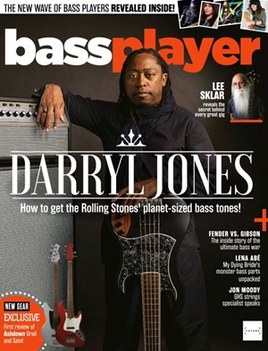 Bass Player | 6/2020 Cover