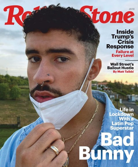 Rolling Stone Cover - 6/1/2020