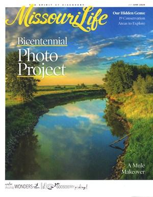 Missouri Life Magazine   6/2020 Cover