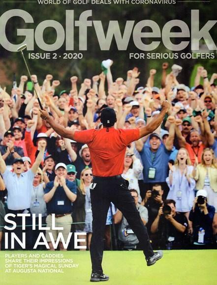 Golfweek Cover - 2/1/2020