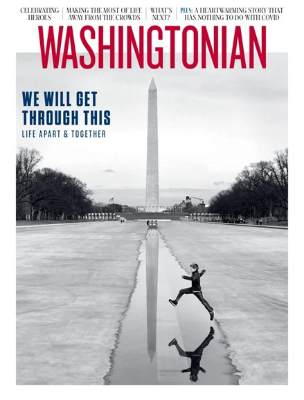 Washingtonian Cover - 5/1/2020