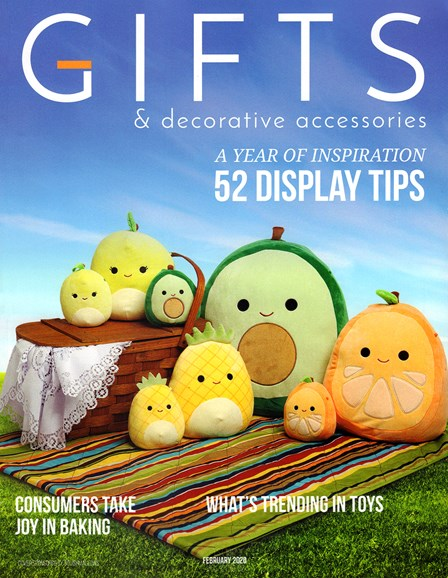 Gifts And Decorative Accessories Cover - 2/1/2020