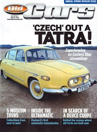 Old Cars Weekly Magazine | 3/5/2020 Cover