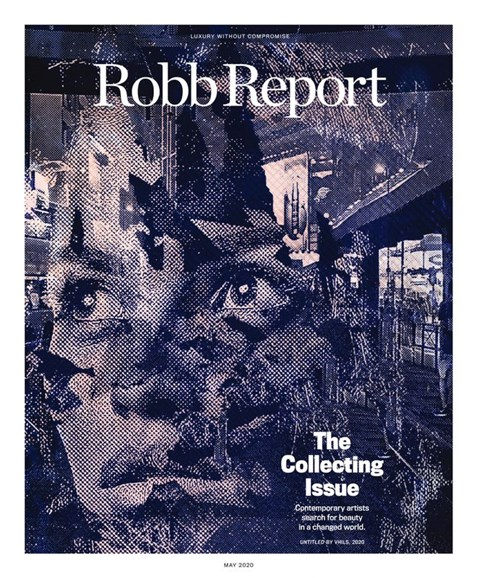 Robb Report Cover - 5/1/2020