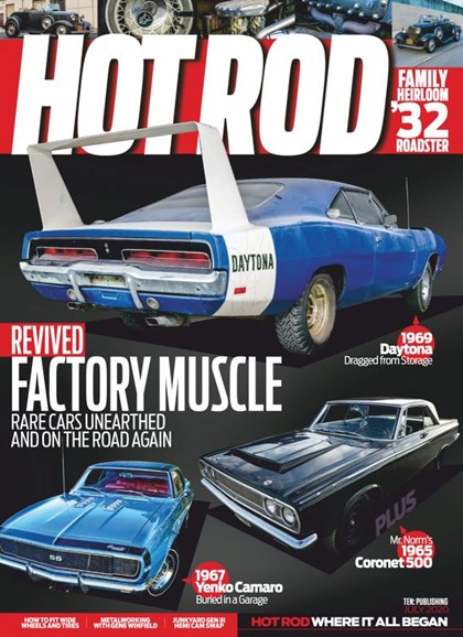 Hot Rod Cover - 7/1/2020