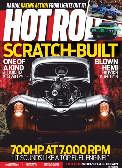 Hot Rod Cover - 6/1/2020