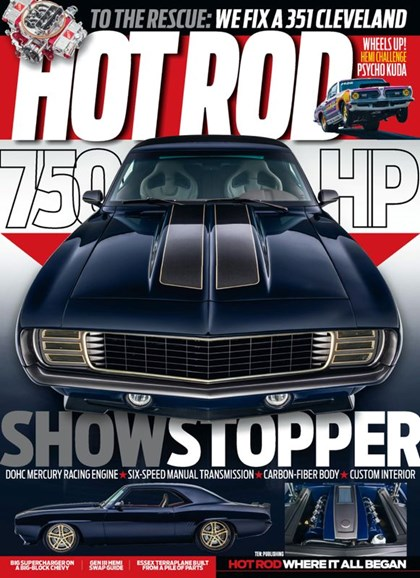 Hot Rod Cover - 5/1/2020